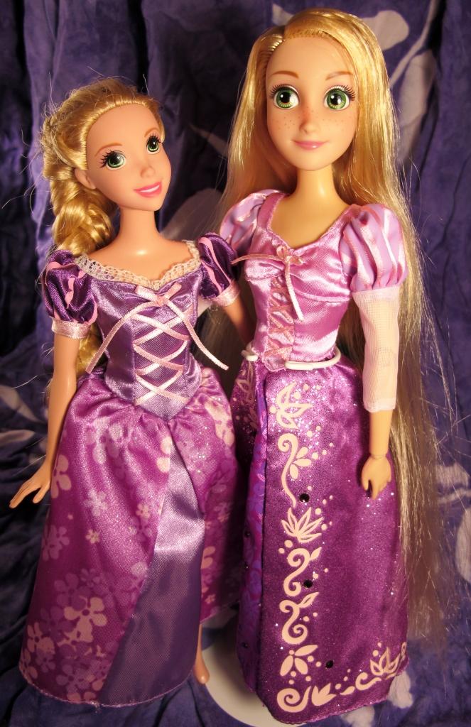 Mattel vs. Disney Store